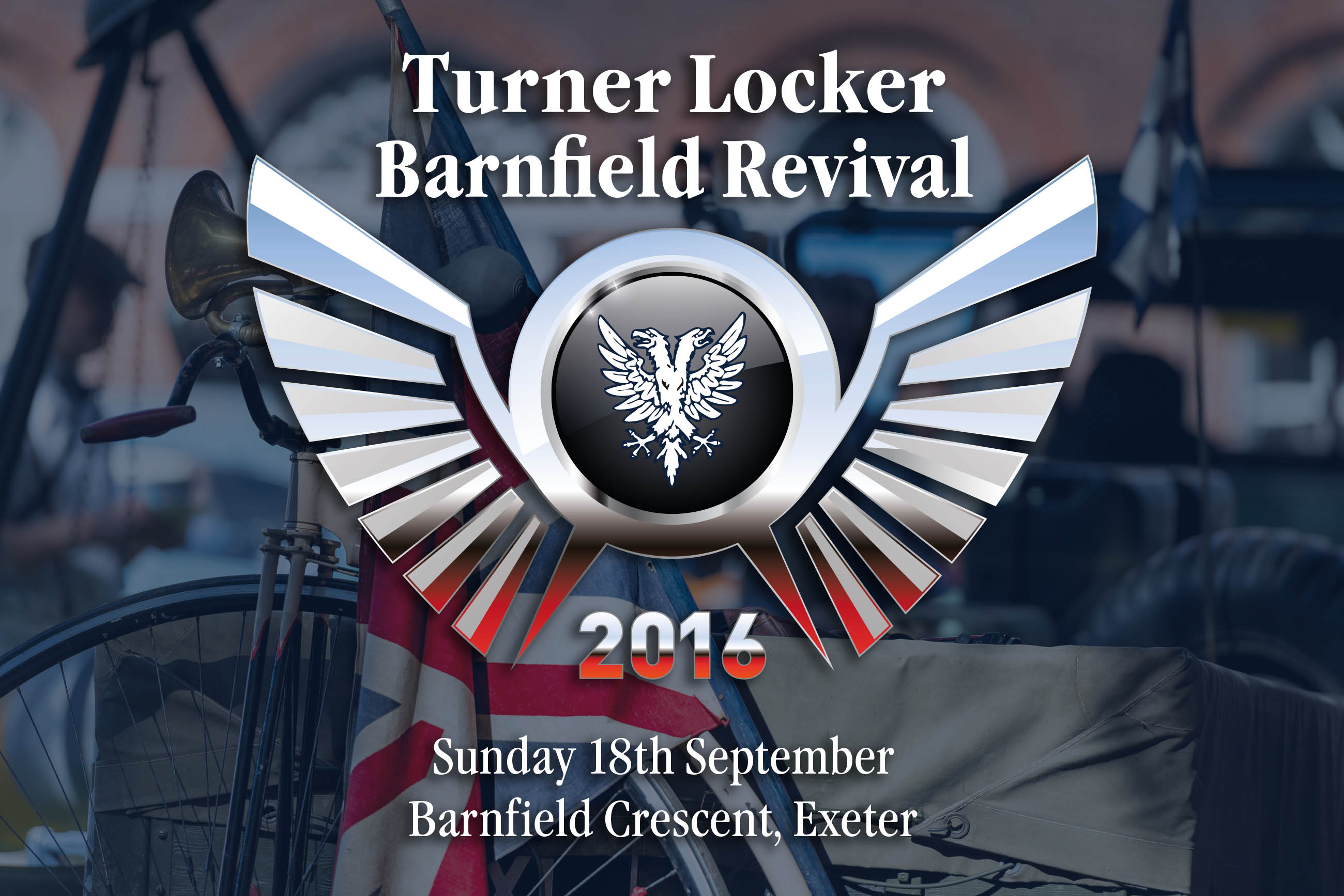 Turner Locker Barnfield Revival 2016
