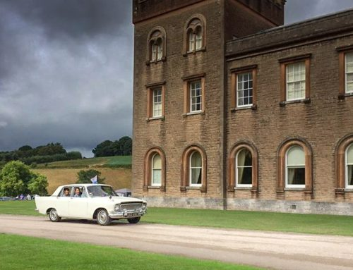 One owner 1965 Zephyr 4 To Attend Exeter Revival
