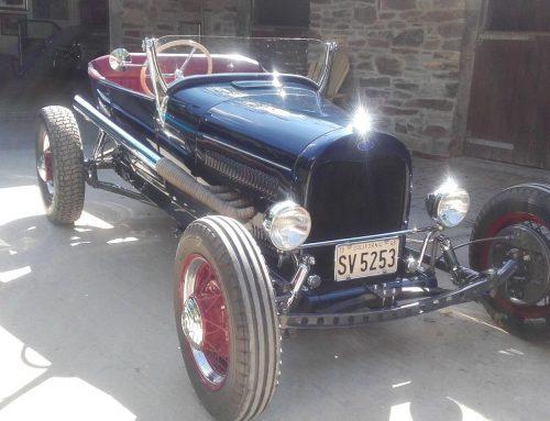 Model T (for Tease)