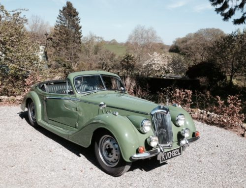 1949 Riley 1.5 RMA The McGahan Special Bodied Tourer