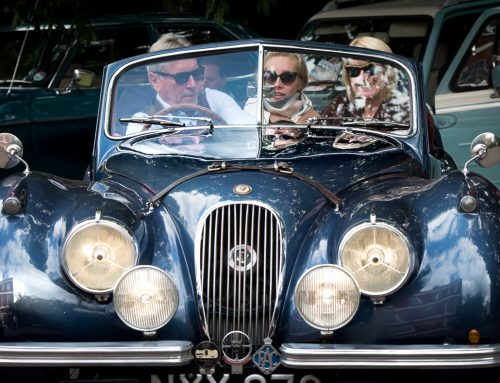 Mike Scott's Family Runaround Jaguar XK 120