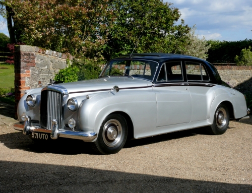 Richard Guilor's 1960 Bentley S2 To Attend Exeter Motor Event