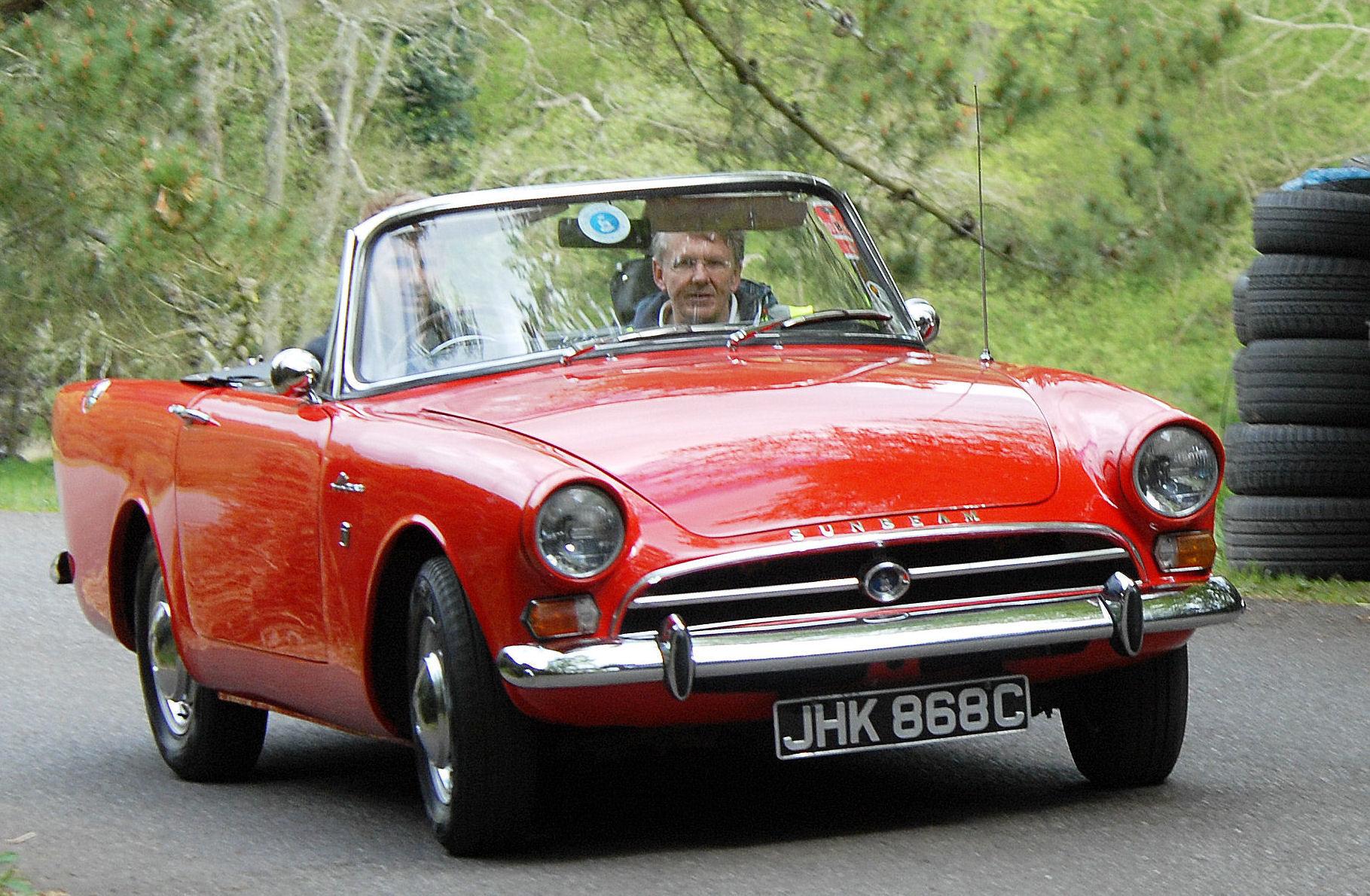 Devon Car Show