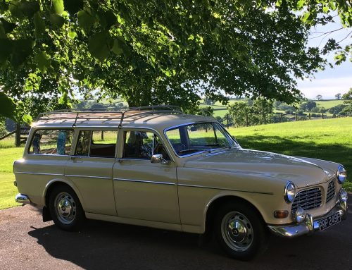 1968 Volvo Amazon Estate