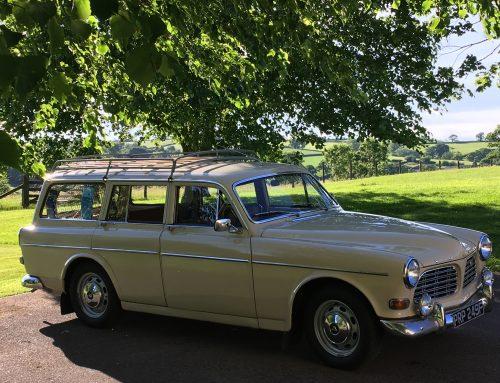 1968 Volvo Amazon Estate
