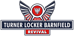 Turner Locker Barnfield Revival Logo