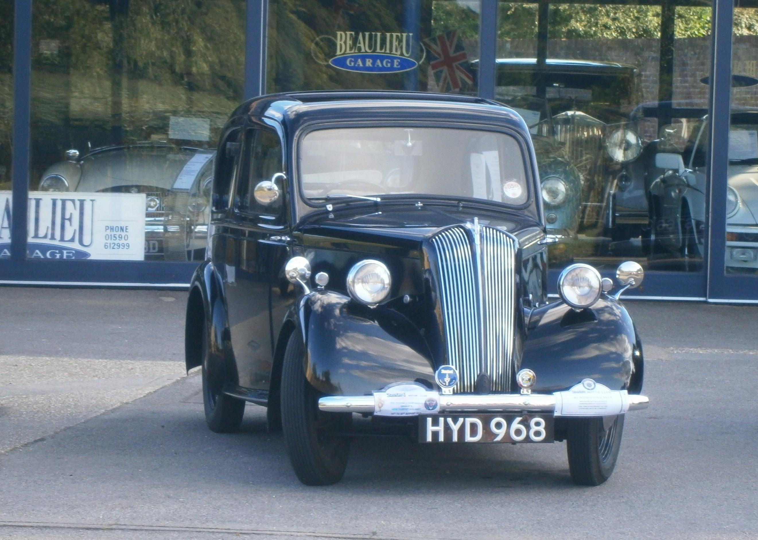 Exeter Car Show