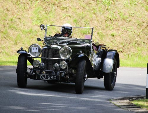 Alvis Speed 20/25 to Attend Exeter Motor Revival