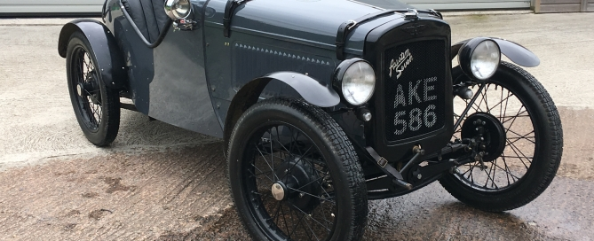 "1933 Austin Seven ""Ulster"" Special"