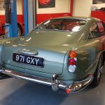 Exeter Motor Revival Aston DB5