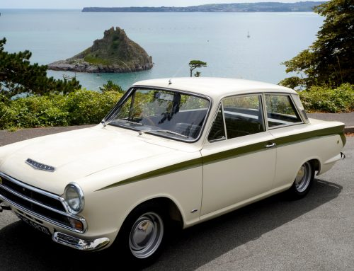 Ford Lotus Cortina Mk1 1966 to Attend 2019 Revival in Exeter